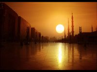 The-Holy-Prophets-Mosque-in-Al-Madinah
