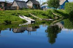 Карелия: Марциальные Воды, Кивач и Соловки