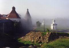 Каменная мощь Соловков