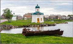 на Соловки на 2 дня из Петрозаводска