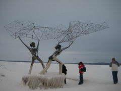 Новогодние каникулы в Карелии, проживание в Питер Инн